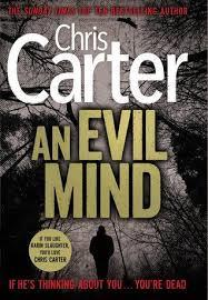 An Evil Mind (Chris Carter) cover art