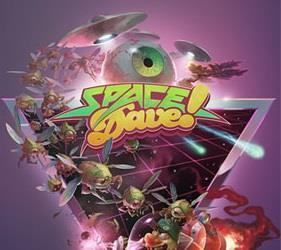 Space Dave! cover art