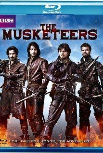 The Musketeers Season 1 cover art