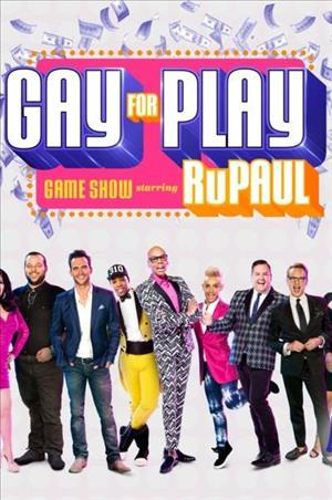 Gay for Play Game Show Starring RuPaul Season 2 cover art