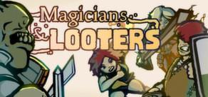 Magicians & Looters cover art