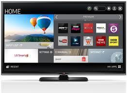 LG 50PB660V 50-inch Widescreen 1080p Full HD Smart Plasma TV with Freeview HD cover art