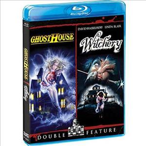 Ghosthouse / Witchery cover art