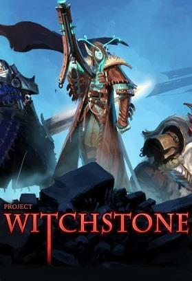 Project Witchstone cover art