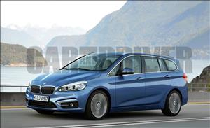 2016 BMW Active Tourer 7 Seater cover art