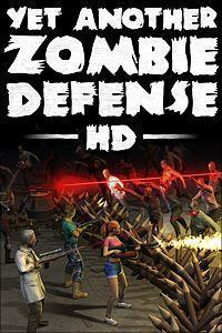 Yet Another Zombie Defense HD cover art