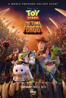 Toy Story that Time Forgot cover art