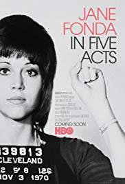Jane Fonda in Five Acts cover art