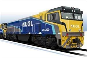 UGL Rail PH37ACmai cover art