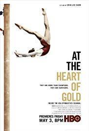 At the Heart of Gold: Inside the USA Gymnastics Scandal cover art