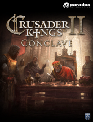 Crusader Kings 2: Conclave cover art