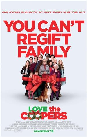 Love the Coopers cover art