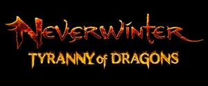 Neverwinter: Tyranny of Dragons cover art