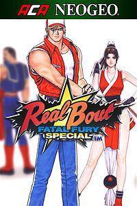 ACA NeoGeo Real Bout Fatal Fury Special cover art