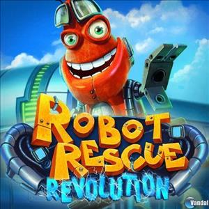 Robot Rescue Revolution cover art