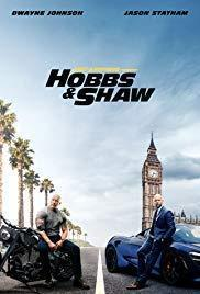 Fast & Furious Presents: Hobbs & Shaw cover art