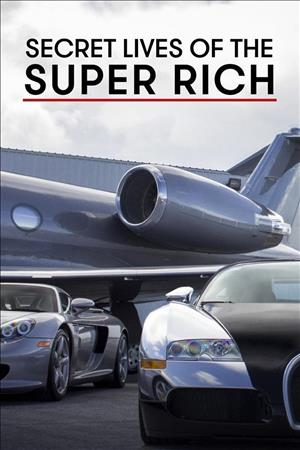 Secret Lives of the Super Rich Season 7 cover art