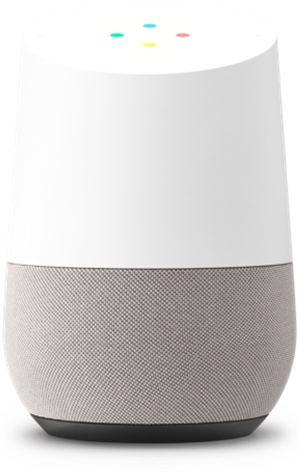 Google Home cover art