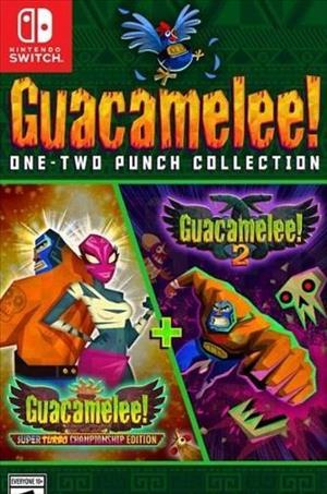 Guacamelee! One-Two Punch Collection cover art