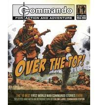 Over the Top: The 10 Best First World War Commando Stories Ever! cover art