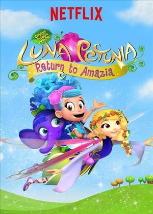 Luna Petunia: Return to Amazia Season 1 cover art
