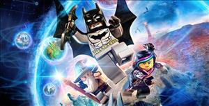 LEGO Dimensions cover art