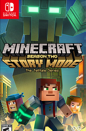 Minecraft: Story Mode - Season Two cover art