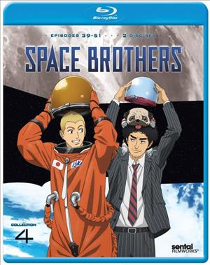 Space Brothers: Collection 4 cover art