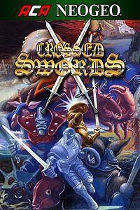 ACA NeoGeo Crossed Swords cover art