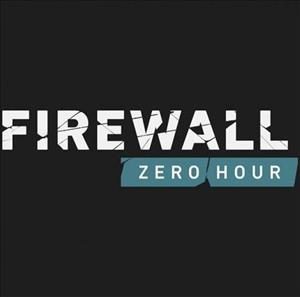 Firewall Zero Hour cover art
