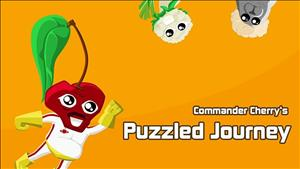Commander Cherry's Puzzled Journey cover art