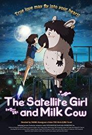 Satellite Girl and Milk Cow cover art