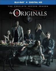 The Originals: The Complete Second Season cover art