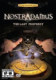 Nostradamus: The Last Prophecy cover art