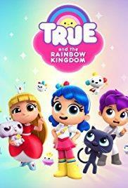 True and the Rainbow Kingdom Season 1 cover art