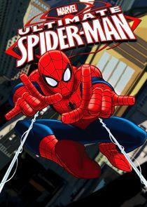 Ultimate Spider-Man Season 4 cover art
