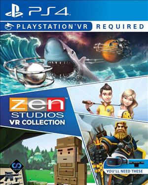 Zen Studios VR Collection cover art