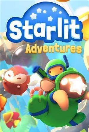 Starlit Adventures cover art