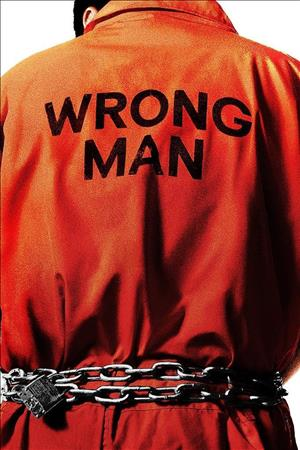 Wrong Man Season 2 cover art