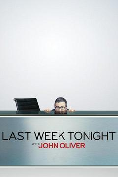 Last Week Tonight with John Oliver Season 6 cover art