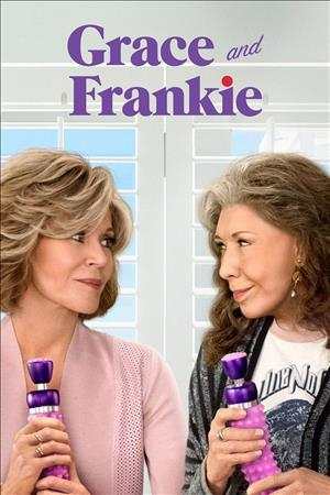 Grace and Frankie Season 5 cover art