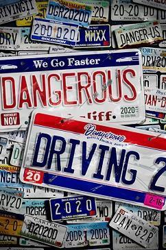 Dangerous Driving 2 cover art