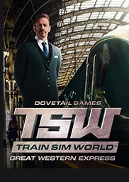 Train Sim World: Great Western Express cover art