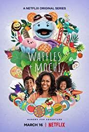 Waffles + Mochi Season 1 cover art