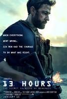 13 Hours: The Secret Soldiers of Benghazi cover art