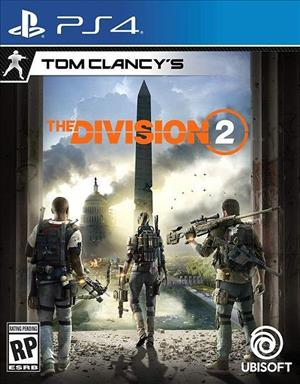 Tom Clancy's The Division 2 cover art