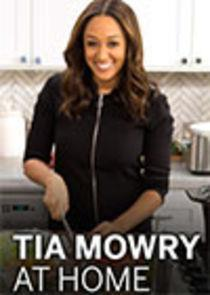 Tia Mowry at Home Season 1 cover art