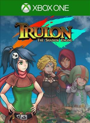 Trulon: The Shadow Engine cover art