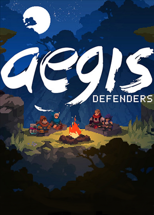 Aegis Defenders cover art