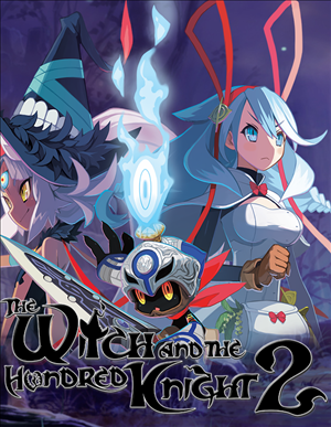 The Witch and the Hundred Knight 2 cover art